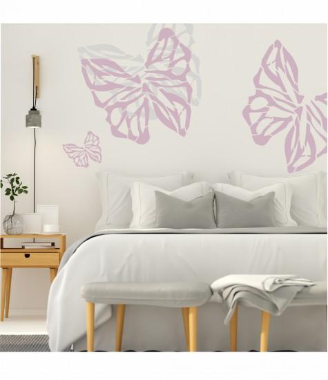 Sablon fluture