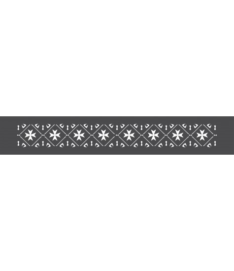 Sablon bordura celtic